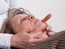 Behandlung von<br> Schluckstörungen