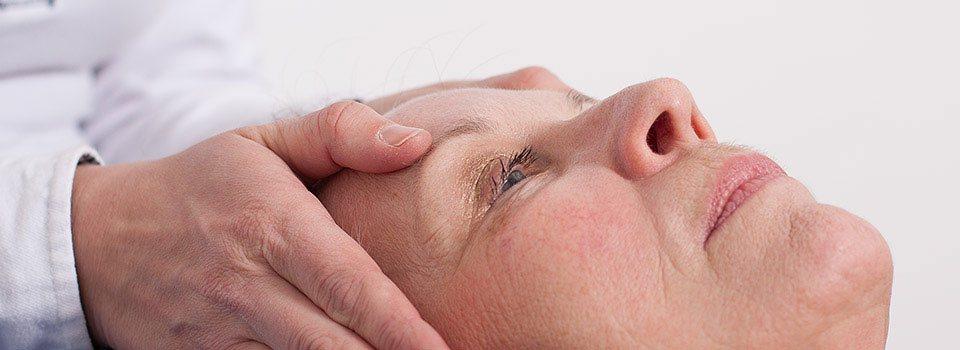 Behandlung von Schluckstörungen